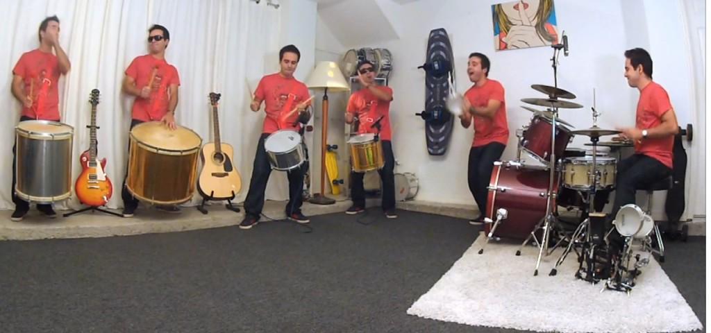 psy-samba-style